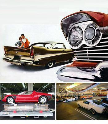 Classic Car Movers Toronto Ontario - Ship your antique vehicle