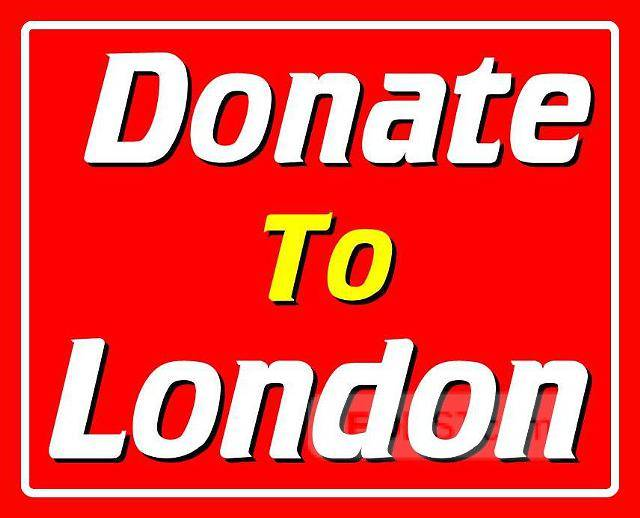 Donate to London today ★ Place your name on The Memory Wall or a Commemorative Bench