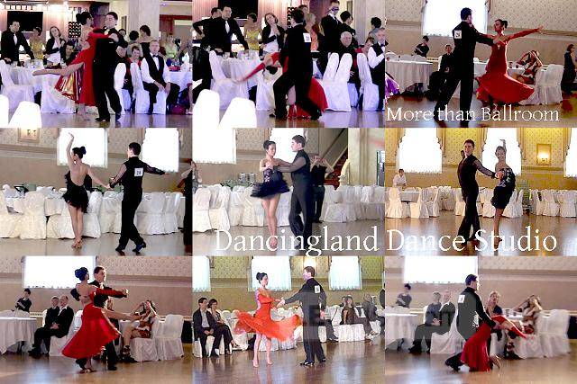 Toronto Dance classes - Ballroom dancing lessons
