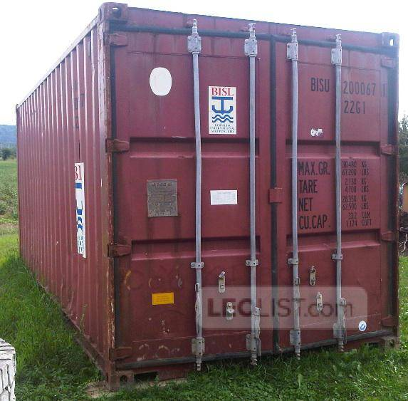 $99, 20Ft & 40Ft Shipping Container / Sea Container Rental