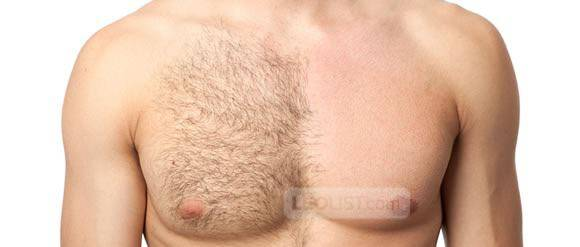Just For Men Body Hair Removal And Nail Care